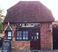 The Siam Orchid Restaurant and Takeaway in Andover